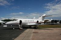 N800FJ @ ORL - Hawker 800 at NBAA