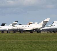 N800RM @ ORL - Hawker 800A