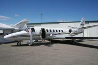 N858ME @ ORL - Cessna 560