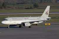 A7-ADC @ LOWW - Qatar Airways A320 - by Andy Graf-VAP