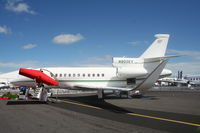 N900EX @ ORL - Falcon 900LX with winglets at NBAA - formerly a 900EX