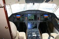 N934ST @ ORL - Falcon 2000EX at NBAA