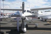 N940RD @ ORL - Comp Air CA-9