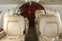 N943RL @ ORL - Falcon 50 at NBAA