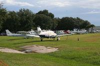 N1362J @ ORL - Rockwell International 112A - by Florida Metal