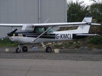 G-KMCL @ EGSX - Previous ID: N65462 - by chris hall