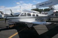 N3255J @ ORL - Beech G36 Bonanza at NBAA