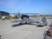 N131EB @ EHLE - Aviodrome Oldtimer Fly In 2007 - by Henk Geerlings
