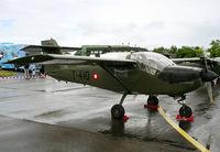 T-410 @ LFBG - Displayed during LFBG Airshow 2008 - by Shunn311