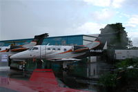 PP-XOG @ ORL - Just added to database, Embraer Phenom 100 at NBAA