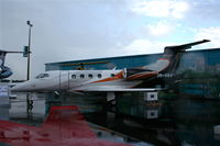 PP-XVJ @ ORL - Just added to database, Embraer Phenom 300 at NBAA