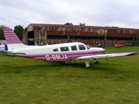 G-BMJA photo, click to enlarge