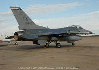 85-1449 @ ADW - At NAF Washington Andrews AFB Maryland - by J.G. Handelman