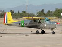 N5952E @ KTUS - Nice old Cessna - by John Meneely