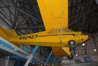 N42427 - On display at Wings over the Rockies Museum - by Bluedharma