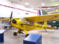 N42427 - On display at Wings over the Rockies Museum. - by Bluedharma