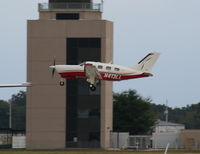 N413LL @ ORL - Piper PA-46 - by Florida Metal