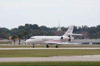 N435JF @ ORL - Falcon 2000