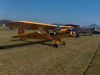 HB-OIO - Piper HB-OIO in Hilzingen Germany - by Peter Bollinbger