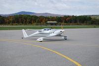 N68DD @ KRUT - Experimental at Rutland Fly-In - by Greg Boyd
