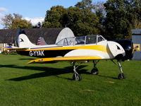 G-YYAK photo, click to enlarge