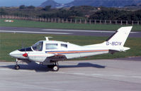 G-BCIV @ EGJJ - Scanned from a slide from back in my early days of spotting