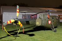 3E-KE - Alouette III - by Stefan Rockenbauer