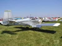 N107XX @ KOSH - EAA AirVenture 2008. - by Mitch Sando