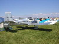 C-GQRV @ KOSH - EAA AirVenture 2008. - by Mitch Sando