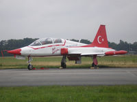 69-4005 @ EHVK - Dutch AF Openday, Volkel AFB , 2007  Turkish Stars - by Henk Geerlings
