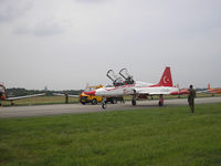 71-4019 @ EHVK - Dutch AF Openday, Volkel AFB , 2007  Turkish Stars - by Henk Geerlings