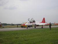 71-4019 @ EHVK - Dutch AF Openday, Volkel AFB , 2007  Turkish Stars - by Henk Geerlings