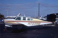 N7239B @ KSRQ - Wish I had shot the NA 727 in the background!