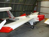 59-CQE @ EBZR - CMinimax F-59CQE Homebuilt ULM - by Alex Smit