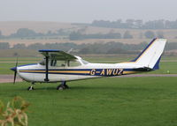 G-AWUZ photo, click to enlarge