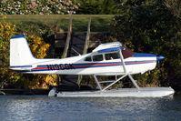 N1966K @ OFF AIRPOR - Snohomish river near Harvey Field
