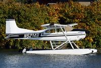 N52148 @ OFF AIRPOR - Snohomish river near Harvey Field