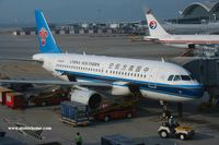 B-6203 @ VHHH - China Southern Airlines - by Michel Teiten ( www.mablehome.com )