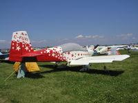 C-FUXI @ KOSH - EAA AirVenture 2008. - by Mitch Sando