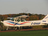 C-GHAP @ CNC3 - @ Brampton Airport - by PeterPasieka