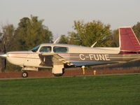 C-FUNE @ CNC3 - @ Brampton Airport - by PeterPasieka