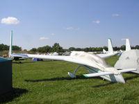 N10NG @ KOSH - EAA AirVenture 2008. - by Mitch Sando