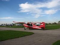 C-FAJU @ CNC3 - @ Brampton Airport - by PeterPasieka