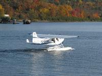 C-GYWK - @ Parry Sound Harbour water aerodrome - by PeterPasieka
