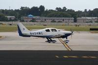 N454MC @ ORL - Cessna 400