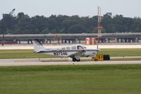 N3724D @ ORL - Beech A36 - by Florida Metal