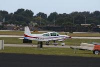 N74451 @ ORL - Grumman Avn Corp AA-5B
