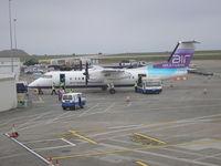 G-WOWA @ EGJJ - Jersey Airport - by Henk Geerlings
