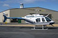 N23SD @ KPAE - Our former Jetranger