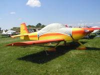 N773JM @ KOSH - EAA AirVenture 2008. - by Mitch Sando